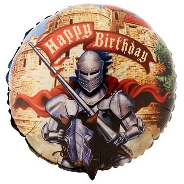 Knight Foil Balloon