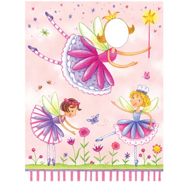 Garden Fairy Photo Prop