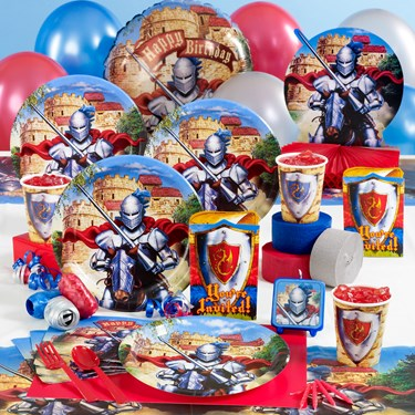 Knight Party Supplies