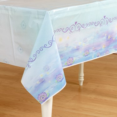 Disney Princess and the Frog Plastic Tablecover