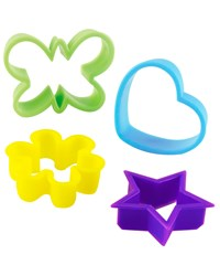 Girl Assorted Cookie Cutters