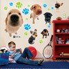 THE DOG Giant Wall Decals
