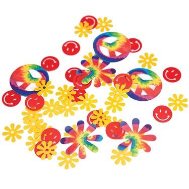 Tie Dye Fun Confetti