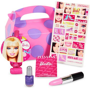 Barbie All Doll'd Up Filled Party Favor Box