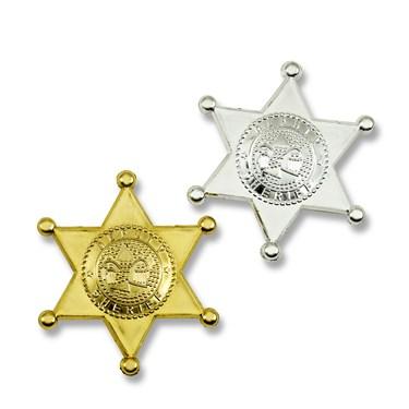 Sheriff's Badges Asst.