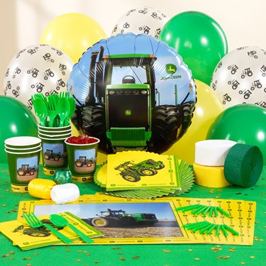 John Deere Personalized Party Theme