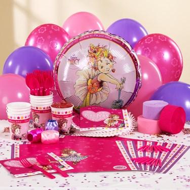 Fancy Nancy Personalized Party Theme