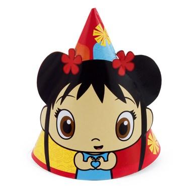 Ni Hao, Kai-Lan Cone Hats