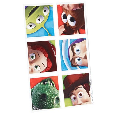 Disney Toy Story 3 Sticker Sheets