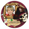Pirates Personalized Dinner Plates