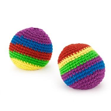 Rainbow Kick Balls