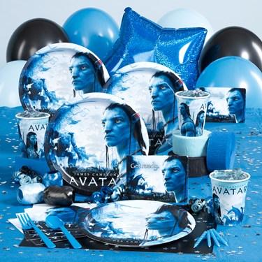 Avatar Movie Party Supplies
