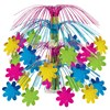Showers of Flowers Cascade Centerpiece
