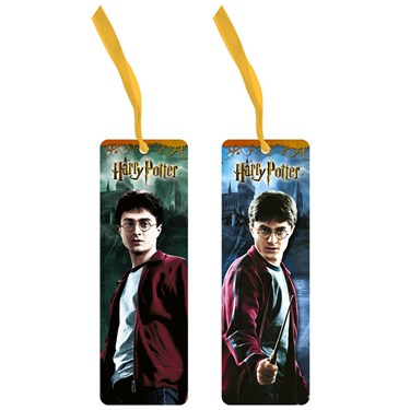 Harry Potter Deathly Hallows Book Marks