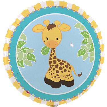 Giraffe Foil Balloon