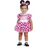Disney Mickey Mouse Clubhouse - Pink Minnie Mouse Infant Costume