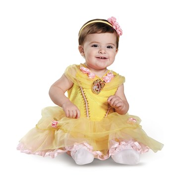 Disney Beauty and the Beast - Belle Infant Costume
