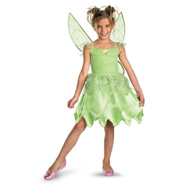 Tink and the Fairy Rescue - Tinker Bell Classic Child Costume