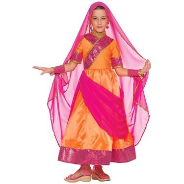 Bollywood Child Costume