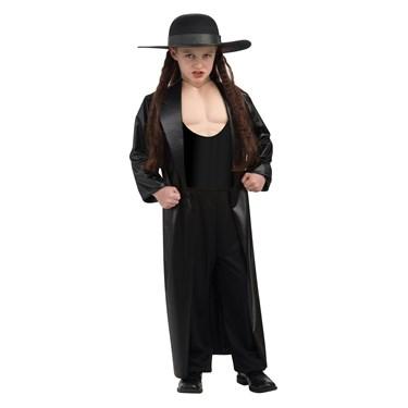 WWE Deluxe Undertaker Child Costume