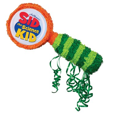 "Sid the Science Kid 25"" Pull-String Pinata"