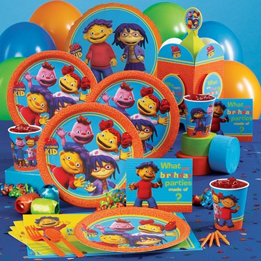 Sid the Science Kid Party Supplies