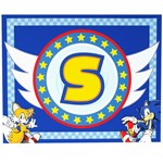 Sonic the Hedgehog Activity Placemats (4)