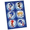 Sonic the Hedgehog Sticker Sheets