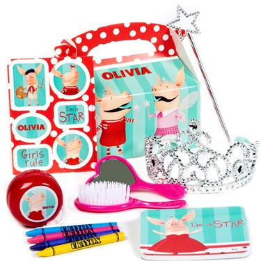 Olivia Party Favor Box