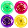 Rainbow Yo-Yo's Assorted