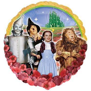 Wonderful Wizard of Oz Foil Balloon
