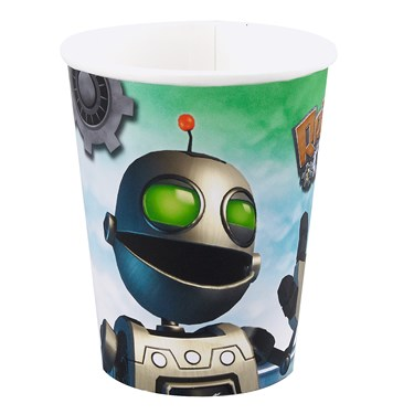 Ratchet and Clank 9 oz. Cups