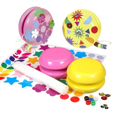 Party of 8 Yo-Yo Kit