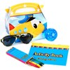 Airplane Adventure Filled Party Favor Box