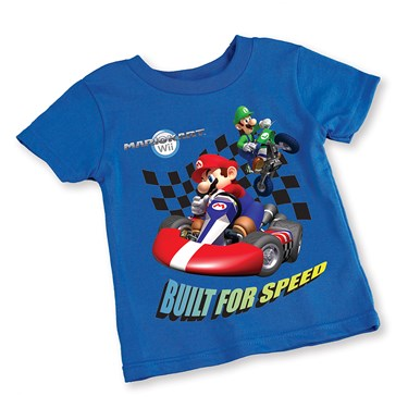 Mario Kart Wii T-Shirt
