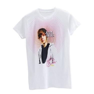 Justin Bieber Starburst T-Shirt