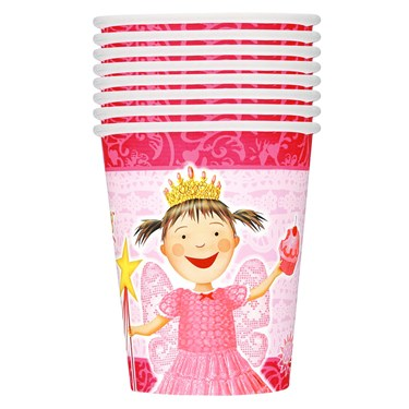 Pinkalicious 9 oz. Paper Cups