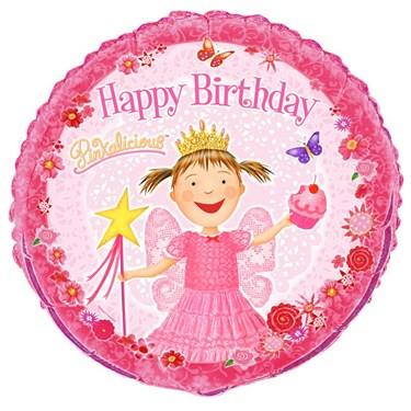 Pinkalicious Foil Balloon