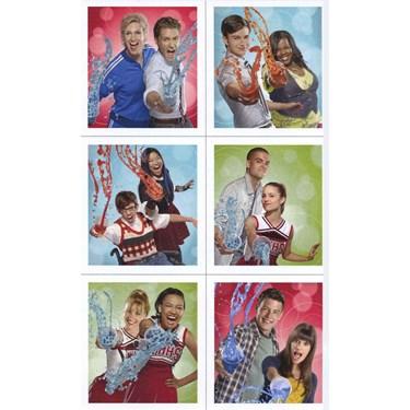 Glee Sticker Sheets