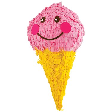 Ice Cream Sprinkles Pinata