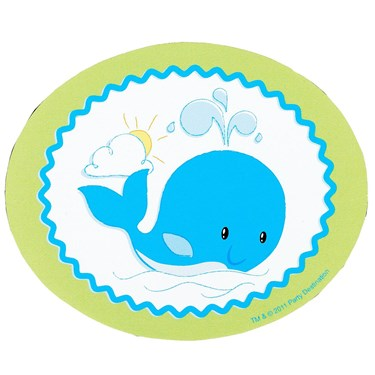 Whale of Fun Stickers