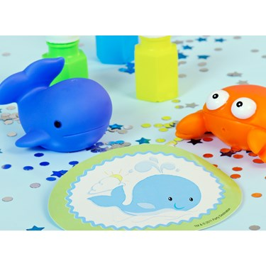 Whale of Fun Party Packs
