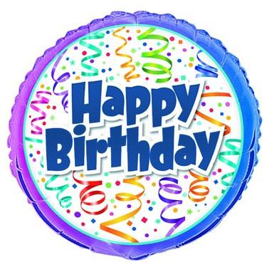 Celebrate Foil Balloon