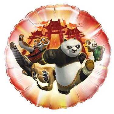 Kung Fu Panda 2 Foil Balloon