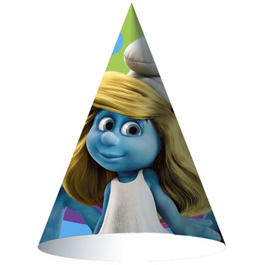 Smurfs Cone Hats