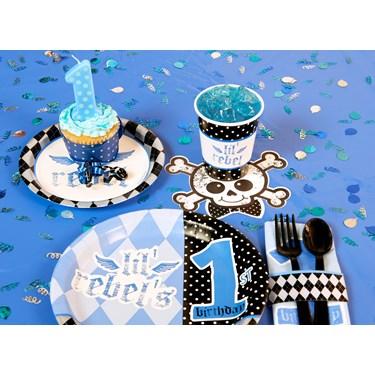 Lil' Rebel 1st Birthday Party Packs