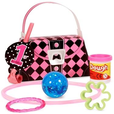 Lil' Angel 1st Birthday Party Favor Box