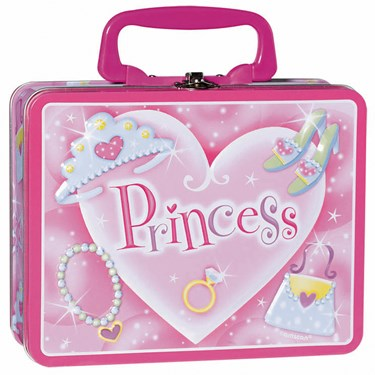 Princess Tin Box Carry All