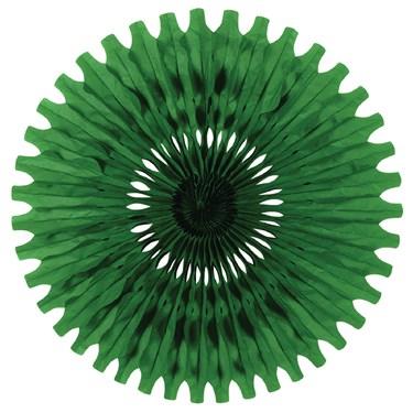 Green Tissue Fan