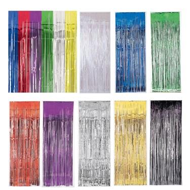 Metallic Curtain